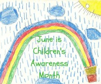 June is Children's Awareness Month