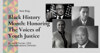 Black History Month: Honoring The Voices of Youth Justice