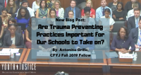 Importance of Trauma-Informed Practices in School