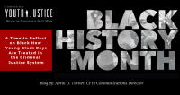 Black History Month: A Time to Reflect on Black How Young Black Boys Are Treated in the Criminal Justice System