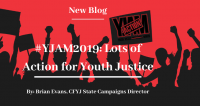 #YJAM2019: Lots of Action for Youth Justice
