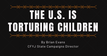 The U.S. is Torturing Children