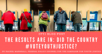 The Results Are In: Did The Country #VoteYouthJustice?
