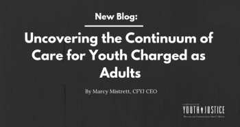 Uncovering the Continuum of Care for Youth Charged as Adults