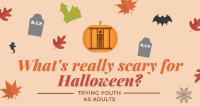 TRICK OR TREAT: Why Treating Children Like Adults is S-C-A-R-Y