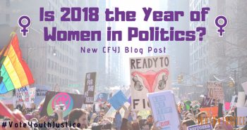 Is 2018 the Year of Women in Politics?
