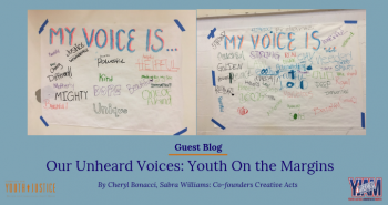 Our Unheard Voices: Youth On the Margins