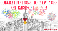 New York Passes Raise the Age!