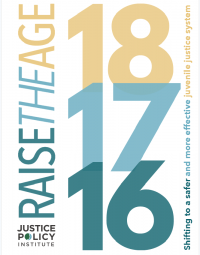 Raising the Age: A policy to cut costs and crime while keeping youth and communities safe