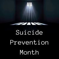 September is #SuicidePrevention Month