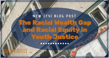 Racial Wealth Gap to Racial Equity in Youth Justice