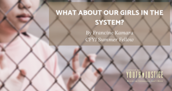 What about our girls in the system?