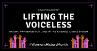 Lifting the Voiceless: Raising Awareness for Girls in the Juvenile Justice System