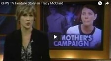 KFVS-TV Missouri speaks with Parent/Advocate and CFYJ Spokesperson Tracy McClard