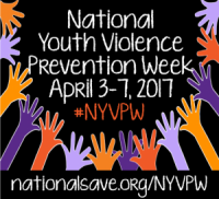 Showing Support For Our Most Vulnerable Youth During National Youth Violence Prevention Week