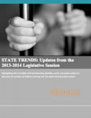 State Trends: Updates from the 2013-2014 Legislative Session