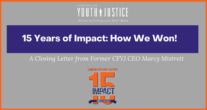 15 Years of Impact: How We Won!
