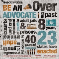 YJAM 2014: Advocates Making Waves in Youth Justice Reforms
